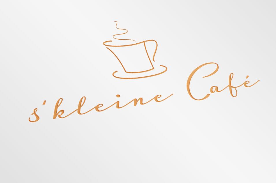 Logo für' s kleine Café